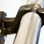 Trappräcke i rostfritt stål