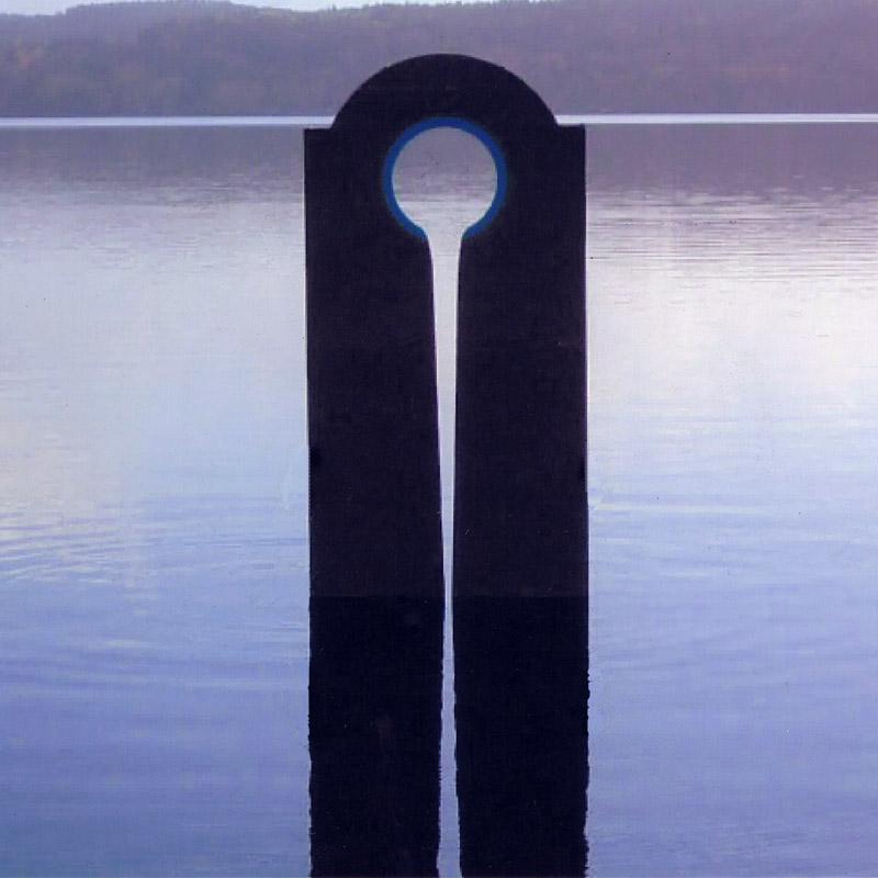 """Skulptur """"Urna"""" av Silas Engström"""