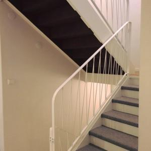Strikt trappräcke